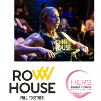 Row for a Cause, A Benefit for HERS Breast Cancer Foundation