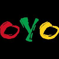 Oyo featuring a Hibiscus Caipirinha for tropical cocktail