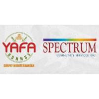 Enjoy Yafa Hummus to benefit Spectrum's Meals on Wheels Program, August 3