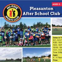 Hi-Five Sports Club After School Program
