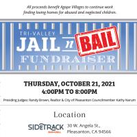 Agape Villages Tri-Valley Jail n Bail Fundraiser