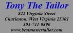 Tony The Tailor