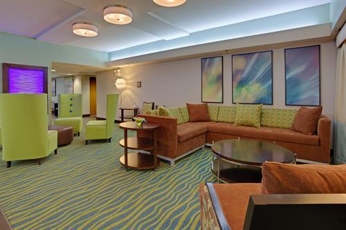 Renovated Lobby