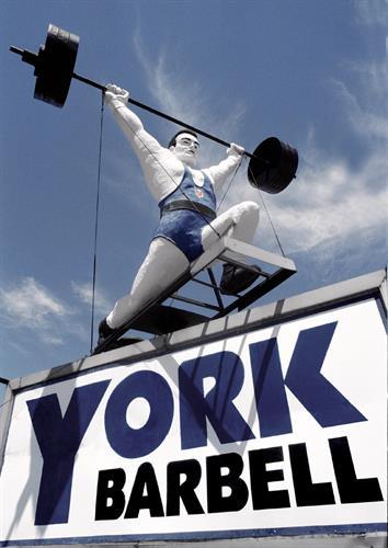 York Barbell Company