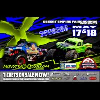 Monster Trucks and Quad Wars Tour.