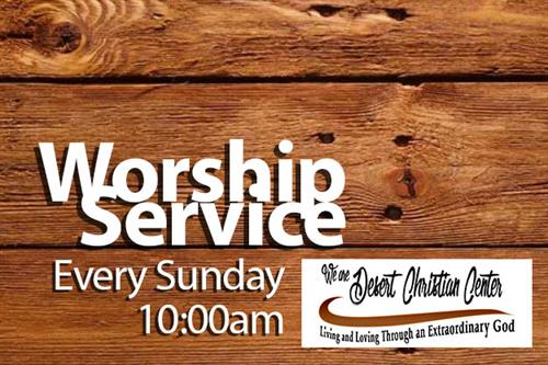 We invite you to come and Worship with us!  Ministry provided from birth through 6th grade
