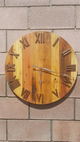 Large clock 1