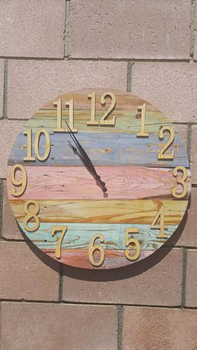 Large clock 2