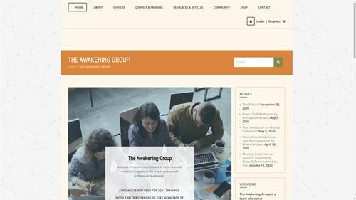 Awakening Group Website