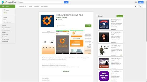 Awakening Group App (Android)