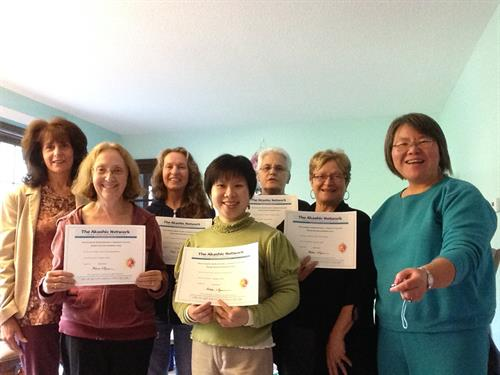 Akashic Records Certification Graduates