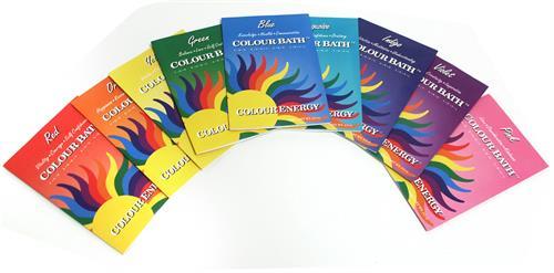 Colour Bath Envelopes