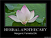 Herbal Apothecary Natural Health