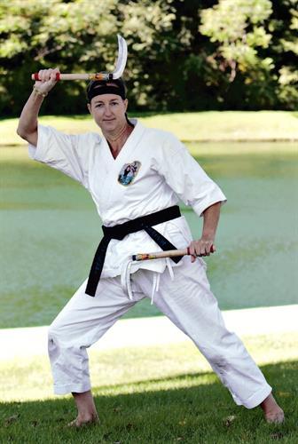Yondan - 4th Degree Black Belt Isshinryu Instructor