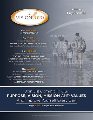 Our Mission and Vision