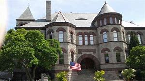 The original Soldiers and Sailors Home--opened in 1888.