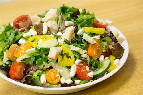custom made salads