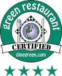 We are the highest rated Green Caterer on the East Coast