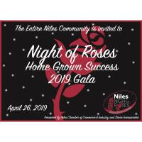2019 Niles Night of Roses - A Tribute to Home Grown Success
