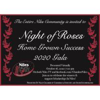 2020 Niles Night of Roses - A Tribute to Home Grown Success