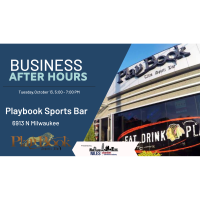 Business After Hour at Play Book Sports Bar