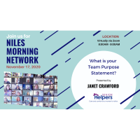 Niles Morning Network - Your Team Purpose Statement