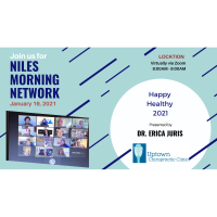 Niles Morning Network - Happy Healthy 2021