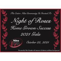 2021 Niles Night of Roses - 50th Anniversary Celebration