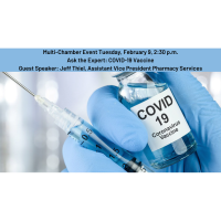 Ask the Expert: Covid -19 Vaccine Webinar