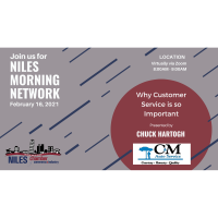 Niles Morning Network - The Importance of Customer Service