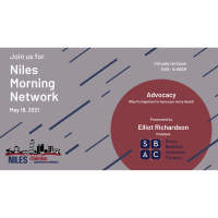 Niles Morning Network - Advocacy