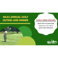 2021 Annual Golf Outing & Dinner