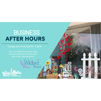 Business After Hours at Wildbird Shack