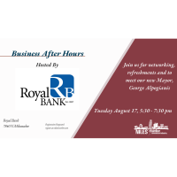 Royal Bank Business After Hours