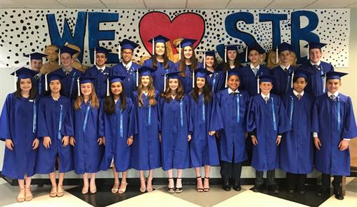 St. John Brebeuf School 2019 Graduates