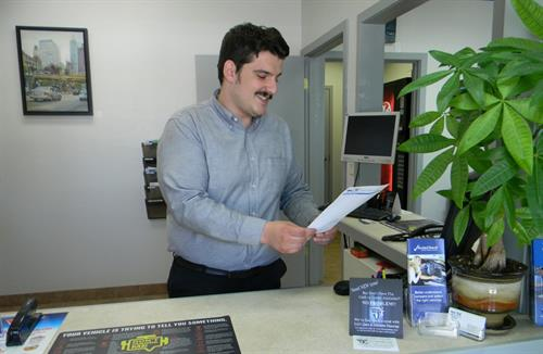 Marc Service Manager