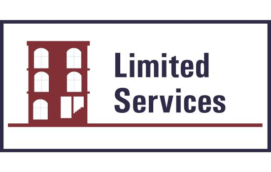 Open - Limited Services