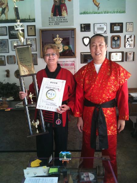 Kwon's Champion School