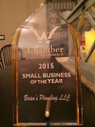 Brian S Plumbing Llc Wendell Chamber Of Commerce Nc