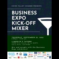 2021 Business Expo Kick-Off Mixer