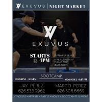 Exuvus Night Market