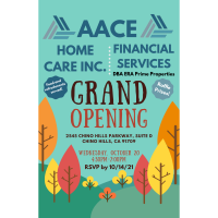 Ribbon Cutting: AACE Home Care & Financial Services