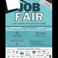 2021 CVCC Job Fair