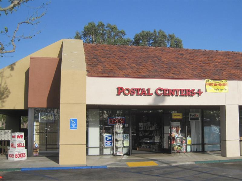 Postal Centers +
