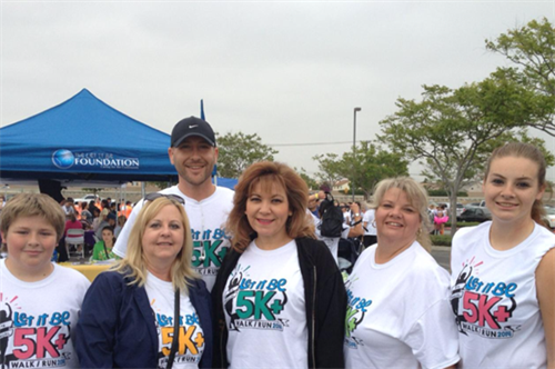 2014 Let it Be Foundation Walk/Run