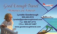 Good Enough Travel