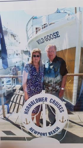 Date Night Harbor Cruise