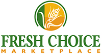Fresh Choice Marketplace Logo Design