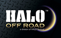 Halo Off Road Logo Design