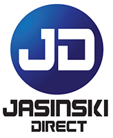 Jasinski Direct Logo Design